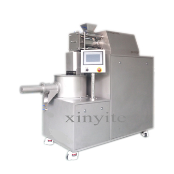 Screw Extruder and Spheronizer