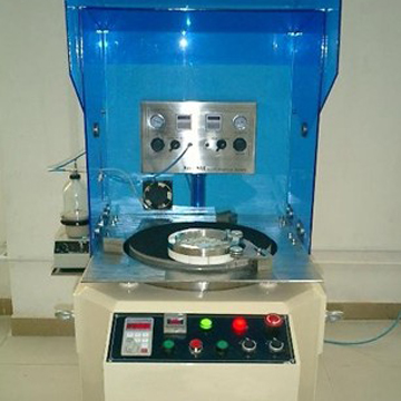 Plane Polishing Machine
