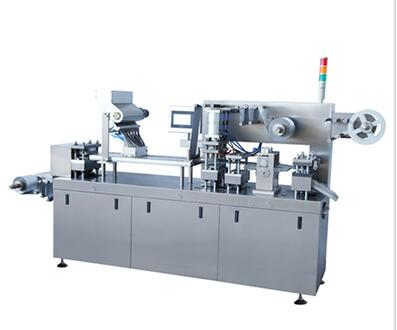 DPP Series Blister Packaging Machine