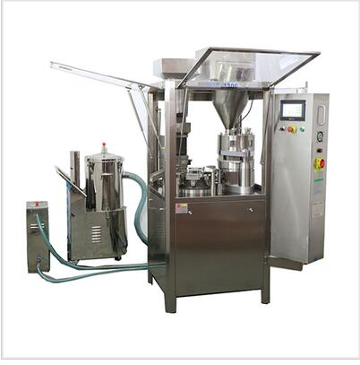 ..Automatic capsule filling machine