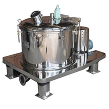 PQSB Full-turnover Cover Top Discharge Centrifuges