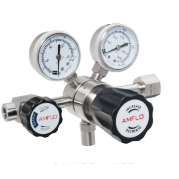 R11 Series Single-Stage Low Flow Regulator