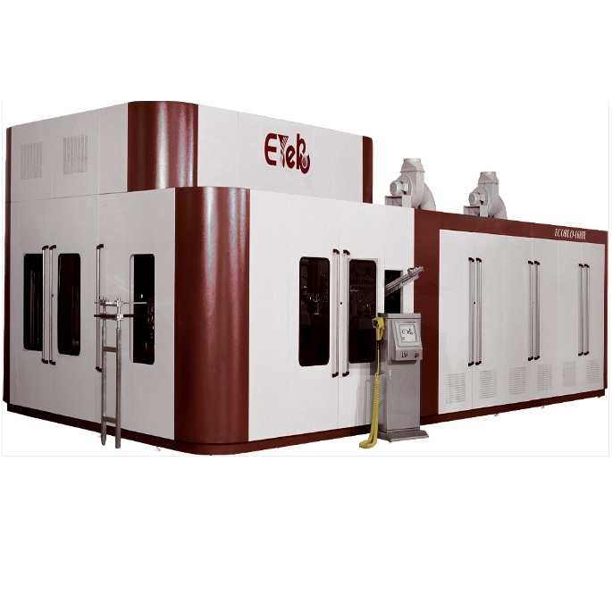 ECOBLO rotary stretch blow molding machine