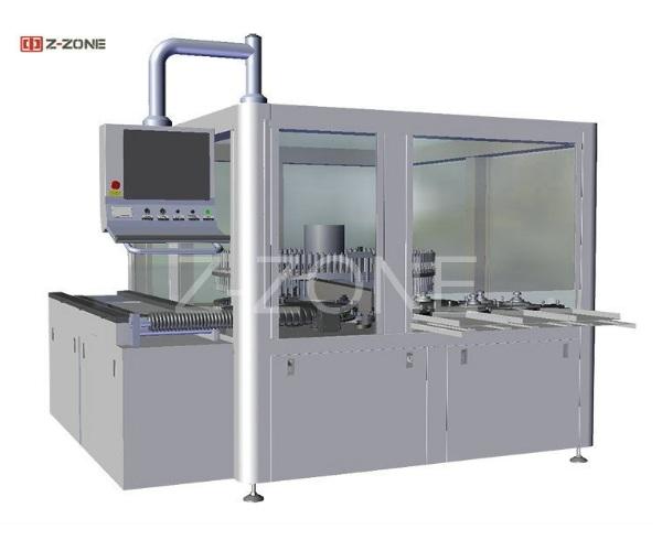 JAZ800/5 Automatic Ampoule Impurity Inspection Machine
