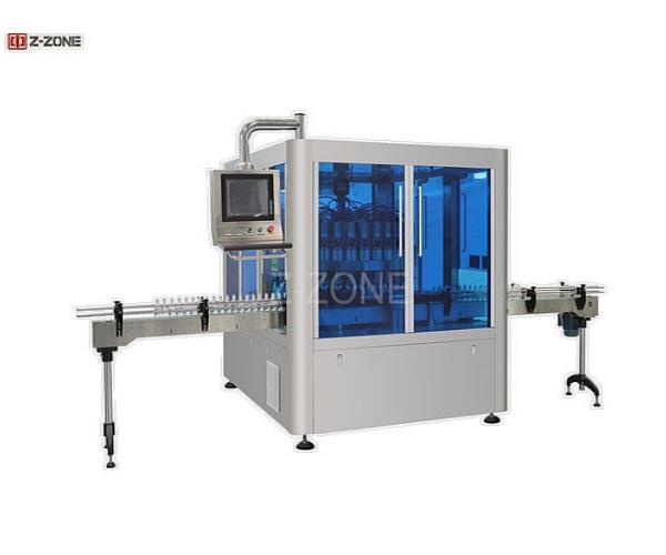 JSSZ/300 Plastic Infusion Bottle Impurity Automatic Inspection Machine