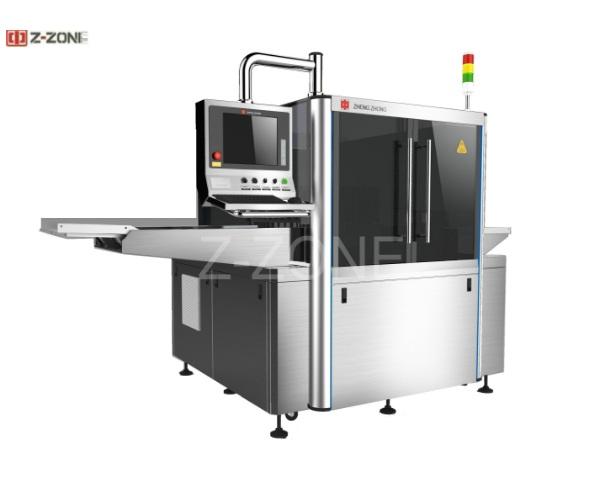 JAZ300/20,JAZ400/20 Automatic Ampoule Inspection Impurity Inspection Machine