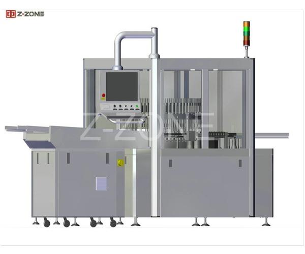 JAZ600/5 Ampoule Automatic Impurity Inspection Machine