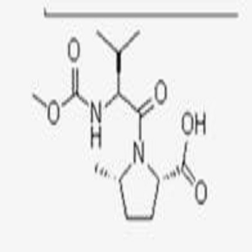 (5S)-N-(Methoxycarbonyl)-L-valyl-5-methyl-L-proline