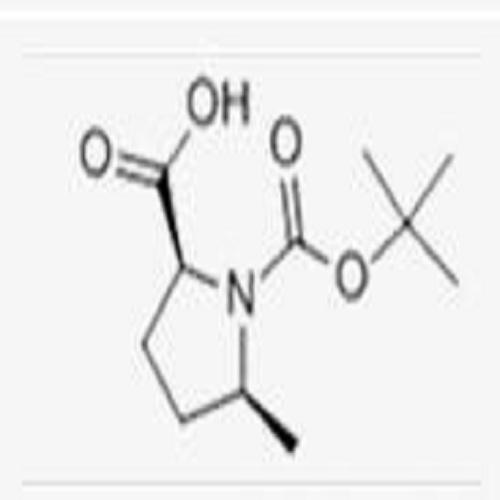 (2S,5S)-N-Boc-5-methylpyrrolidine-2-carboxylic acid