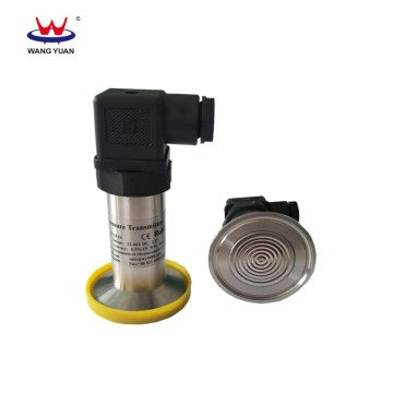 Sanitary application Clamp mounting Pressure Transmitter