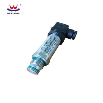 Sanitary application flush diaphragm Pressure Transducer