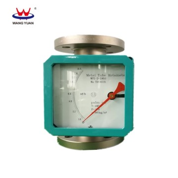 Liquid Metal tube rotameter flow meter