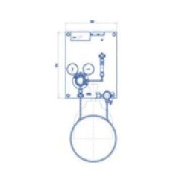 Spectropur Pressure control planels MP1