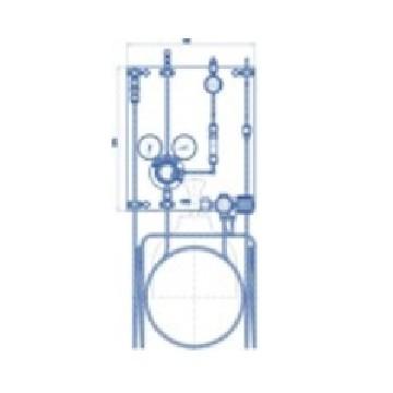 Spectropur Pressure control planels MP2