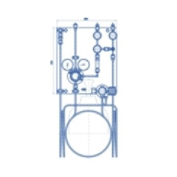 Spectropur Pressure control planels MP3