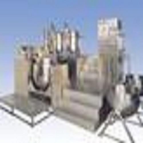 SY-HM-300Vacuum Emulsify Mixer