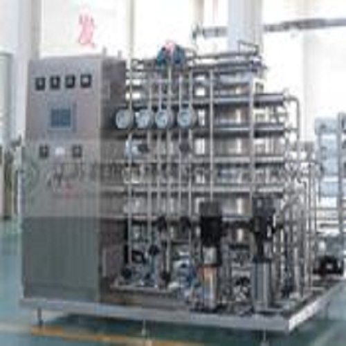 Integrated reverse osmosis device