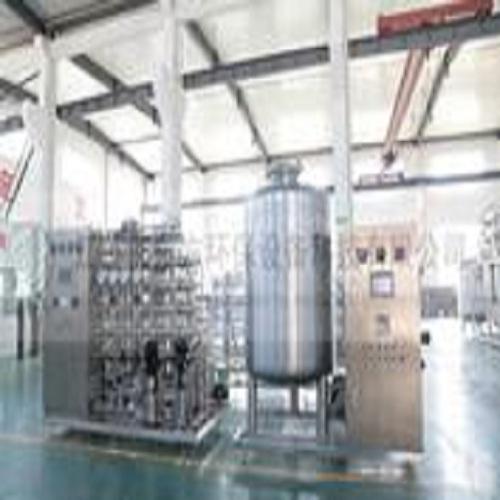 Reverse osmosis + distribution system