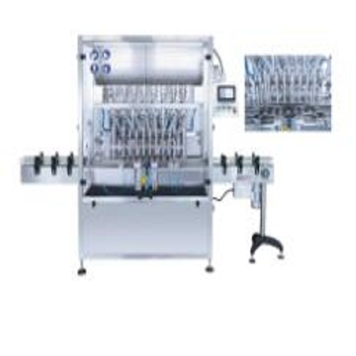 Full automatic 8 head electric Capping Machine