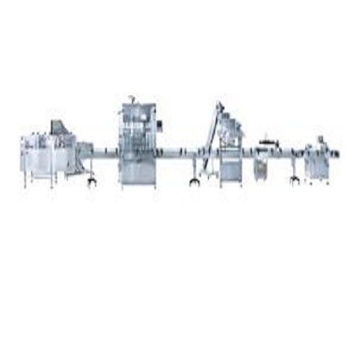 Filling production line series