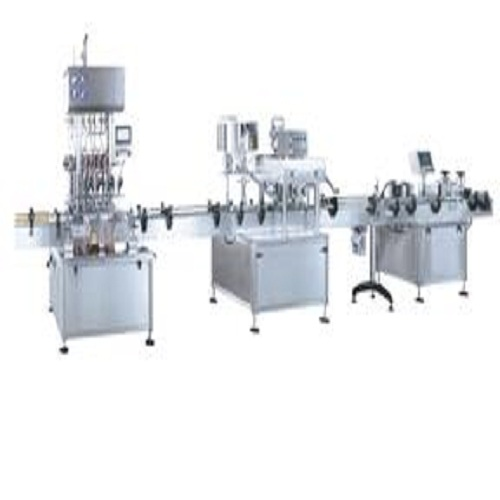 Filling line diagram series
