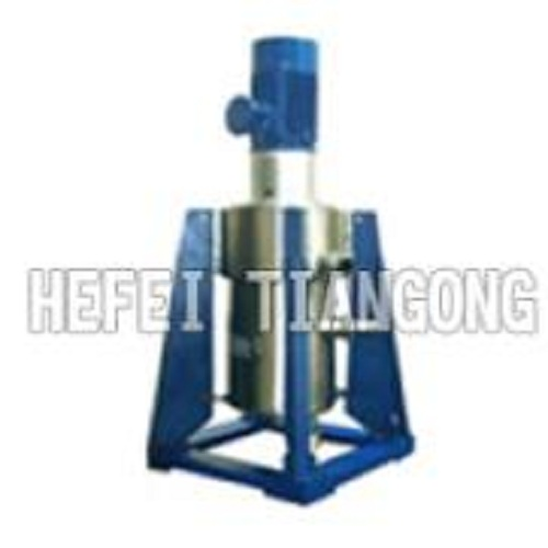 Extra-large flow centrifugal extraction machine