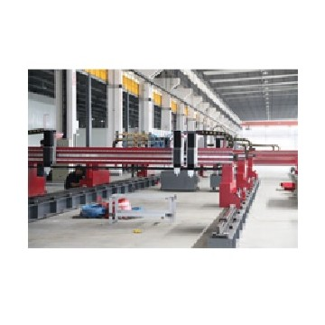 EcoCut CNC Flame and Plasma Cutting System