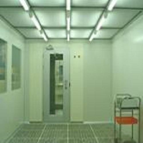 0.1μm Class 10 clean room