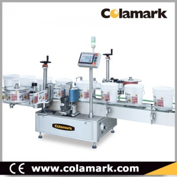 Colamark A107W 5 Gallon Pail Wrap Around Labeling System