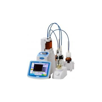 Karl Fischer Moisture Titrator (Volumetric titration) MKV-710S