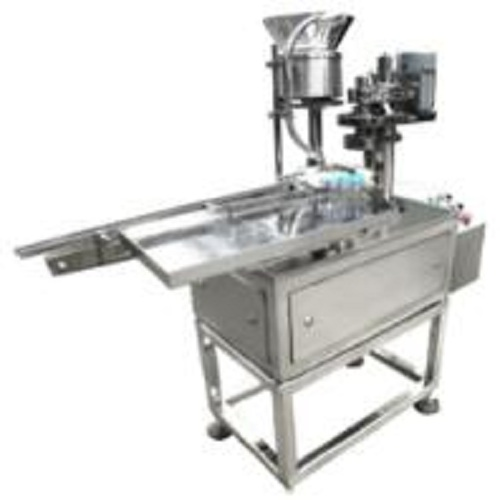 mini vial capping machine