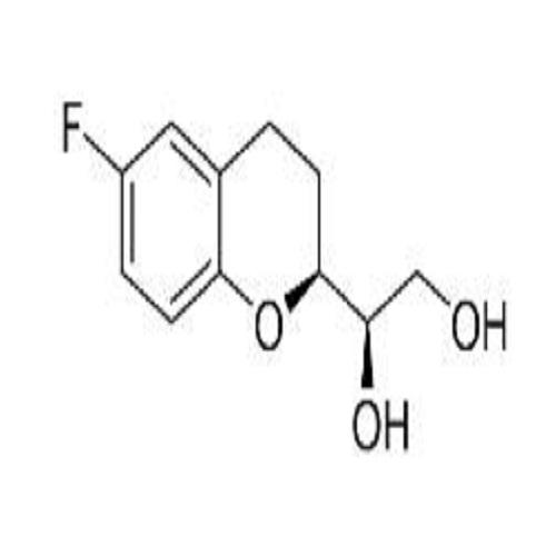 1-[6-fluoro-(2S)-3,4-dihydro-2H-1-benzopyrane]-(1R)-1,2-ethylene glycol