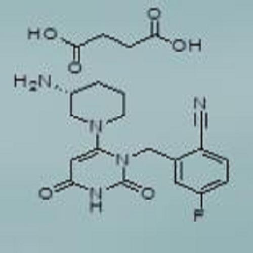 Ttelagliptin succinate