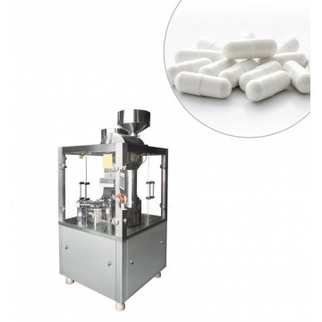 High Filling Accuracy Automatic Capsule Filling Machine NJP-1200D
