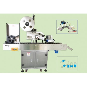 high speed automatic horizontal labelin machine