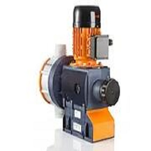 Motor-Driven Metering Pump Sigma/ 2 (Basic Type)