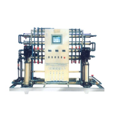1m3 / h level automatic reverse osmosis device host