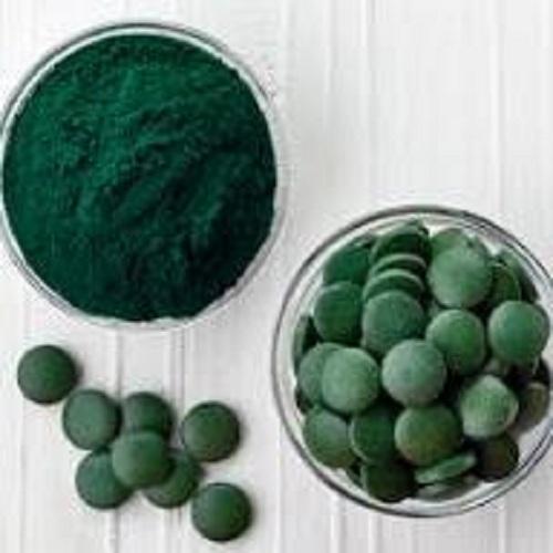 Organic Spirulina Powder And Tablets