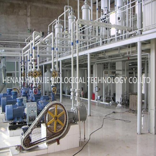 Subcritical tea seed oil engineering