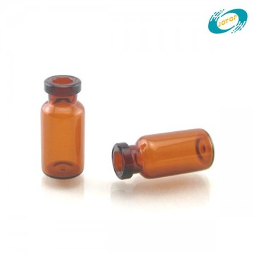 2R Amber Tubular Injectable Glass Vials