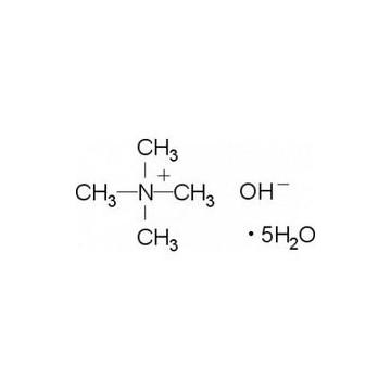 Solid TMAH, Tetramethyl Ammonium