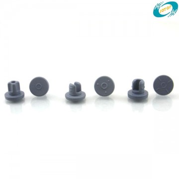 13mm Lyophilization Rubber Stopper Freezing Dried Rubber Stoppers