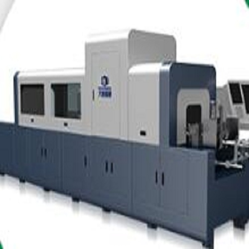 StarJet 550 —— High Speed Ink Jet Coding and Print Quality Inspection Machine for Small-format Carto