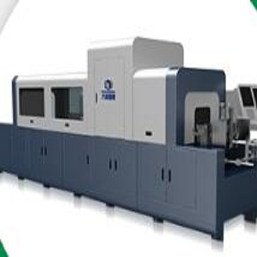 Star 550 —— High-speed Print Quality Inspection Machine for Small-format Pharmaceutical Packets and