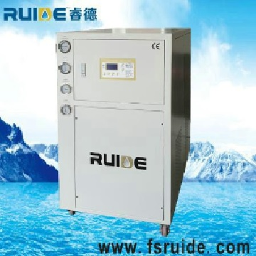 Water cooled industrial cold water machine