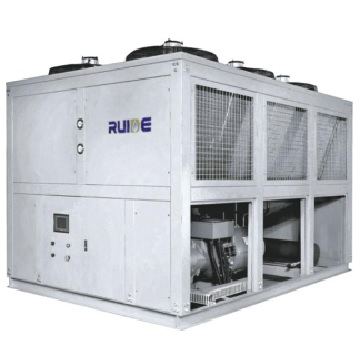 Low temperature air cooled chiller (chiller)