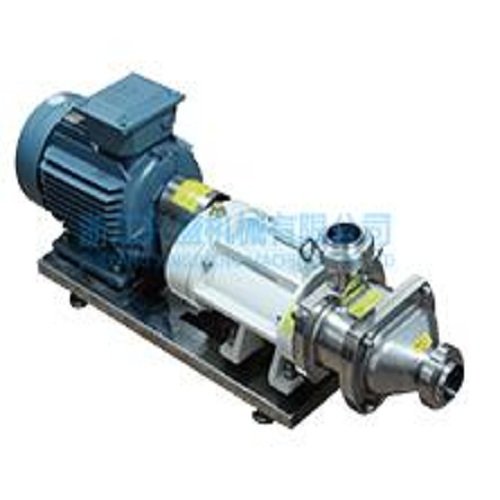 DOUBLE SCREW PARALLEL PUMP