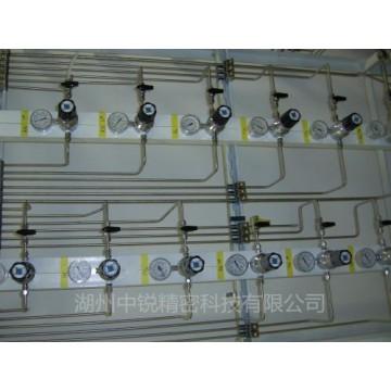 High purity gas tube