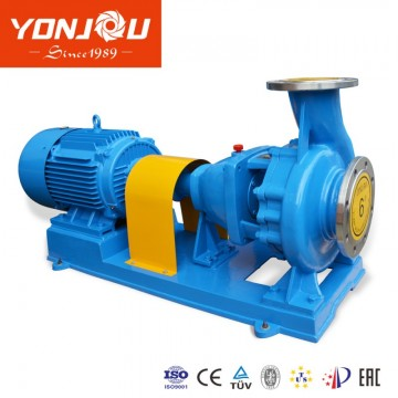 IH Stainless Steel Industry Acid Chemical Centrifugal Pump