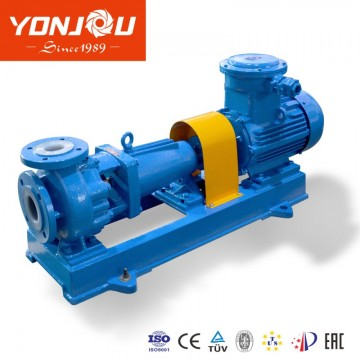IHF Chemical PTFE FEP F46 Lining Acid Chemical Pump
